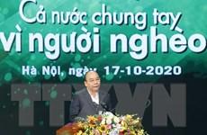 Thủ tướng chia sẻ mất mát với nhân dân miền Trung đang chịu bão lũ