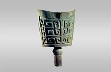 Trung Quốc phát hiện chũm chọe đồng niên đại 3.000 năm từ đời Thương