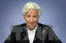 Chủ tịch ECB kêu gọi triển khai gói kích thích kinh tế 750 tỷ euro