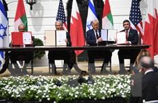 Nội các UAE phê chuẩn thỏa thuận bình thường hóa quan hệ với Israel