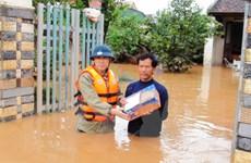 Theo dõi chặt chẽ bão số 8, nỗ lực hỗ trợ nhân dân khôi phục đời sống