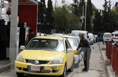 Syria tăng mạnh giá nhiên liệu do các lệnh trừng phạt của Mỹ