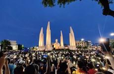 Xung đột chính trị tác động tiêu cực lên tăng trưởng kinh tế Thái Lan