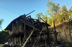 Lào Cai: Hỏa hoạn thiêu rụi nhà sàn trong đêm, cụ bà 81 tuổi tử vong