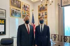 Mỹ cam kết duy trì ưu thế quân sự vượt trội của Israel ở Trung Đông