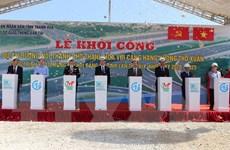 Khởi công đường nối Thành phố Thanh Hoá với Cảng hàng không Thọ Xuân