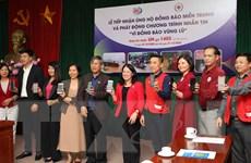 Hội Chữ thập đỏ Việt Nam phát động nhắn tin ủng hộ đồng bào vùng lũ