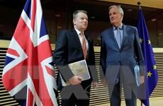 """EU, Anh """"chạy đua"""" để đàm phán về thỏa thuận thương mại hậu Brexit"""