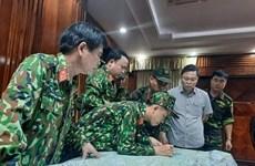 Quảng Nam: Họp khẩn, bàn cách cứu hộ nạn nhân vụ sạt lở đất ở Trà Leng