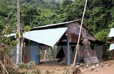 Không để người dân 2 huyện miền núi tại Quảng Nam bị thiếu đói sau bão