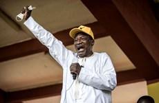 Bầu cử Guinea: Tòa án Hiến pháp tuyên bố ông Alpha Conde tái đắc cử