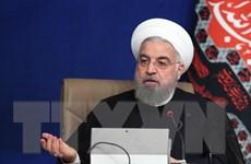 Tổng thống Iran cảnh báo chính quyền mới ở Mỹ về chính sách trừng phạt