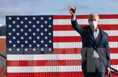 Bầu cử Mỹ: Ứng cử viên đắc cử Joe Biden kêu gọi hàn gắn các bất đồng