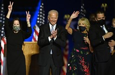 [Audio] Ông Joe Biden với công cuộc đưa nước Mỹ thoát khủng hoảng kép