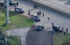 Mỹ: Liên tiếp xảy ra 6 vụ nổ súng tại Houston, 1 cảnh sát bị bắn chết