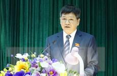 Ông Lê Thành Đô được bầu giữ chức Chủ tịch UBND tỉnh Điện Biên