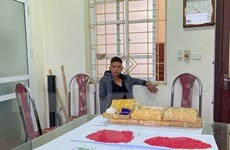 Công an tỉnh Lào Cai triệt phá chuyên án lớn, thu 72.000 viên ma túy