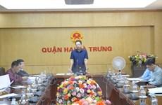 Hà Nội sẽ dứt điểm thu hồi đất thực hiện dự án đường vành đai 2