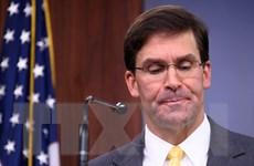 Tổng thống Mỹ Donald Trump sa thải Bộ trưởng Quốc phòng Mark Esper