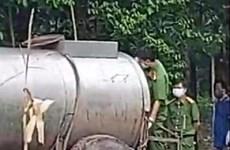 Bình Dương: Hai vợ chồng chết thương tâm trong bồn chứa phân lợn