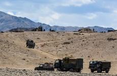 Ấn Độ, Trung Quốc nhất trí rút quân, vũ khí khỏi khu vực hồ Pangong