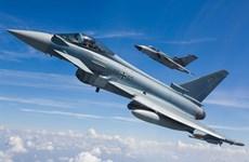 Đức mua 38 máy bay tiêm kích Eurofighter mới trị giá 6,5 tỷ USD
