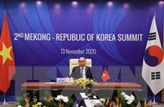 Nâng tầm hợp tác Mekong-Hàn Quốc lên quan hệ Đối tác chiến lược