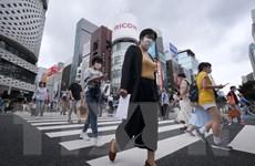 Dịch COVID-19: Nhật Bản nguy cơ đối mặt với làn sóng lây nhiễm thứ ba