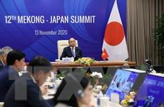 Mekong-Nhật Bản tăng cường phát triển kinh tế với bảo vệ môi trường