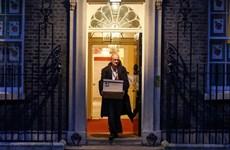 Cố vấn cấp cao của Thủ tướng Anh Boris Johnson bất ngờ từ chức