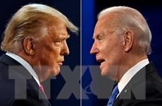 Truyền thông Mỹ dự báo ông Joe Biden đắc cử với 306 phiếu đại cử tri