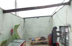 Quảng Bình: Bão số 13 làm 8 người bị thương, hơn 1.800 nhà bị tốc mái
