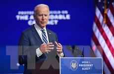 Ông Biden kêu gọi thông qua các gói kích thích chi tiêu hậu COVID-19