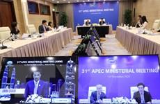 Thái Lan nêu 4 vấn đề tại Hội nghị Bộ trưởng Ngoại giao-Kinh tế APEC