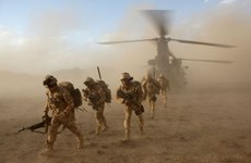Anh có thể sẽ theo gương Mỹ cắt giảm quân số tại Afghanistan