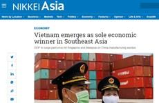 Nikkei Asia: Việt Nam - câu chuyện kinh tế thành công duy nhất ở ĐNÁ