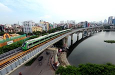 [Video] Đường sắt Cát Linh-Hà Đông chạy thử 20 ngày từ đầu tháng 12