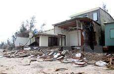 Cử tri Quảng Nam đề nghị giãn, xóa nợ cho hộ bị ảnh hưởng bởi bão lũ