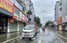 Trung, Nam Bộ mưa dông, cảnh báo sạt lở đất và ngập úng tại Tây Ninh