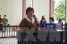 Phạt 13 năm tù nữ Giám đốc phòng khám lạm dụng chiếm đoạt tài sản