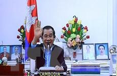 Thủ tướng CPC chúc mừng Việt Nam tổ chức thành công Hội nghị ASEAN 37