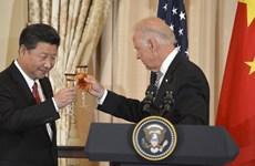 [Video] Trung Quốc gửi điện chúc mừng ông Joe Biden đắc cử tổng thống