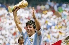 [Video] Hình ảnh bất tử về đôi chân ma thuật của Diego Maradona