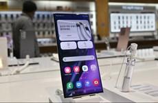 Samsung tiếp tục giữ vị trí dẫn đầu tại thị trường smartphone Tây Âu