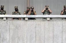 Quân đội Triều Tiên tăng cường kiểm soát dịch tại khu vực ven biển
