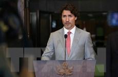 Thủ tướng Canada lạc quan về kế hoạch tiêm phòng vắcxin COVID-19