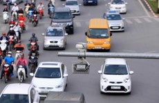 """[Video] Gần 16.000 tài xế ở Hà Nội bị phạt """"nguội"""" trong một năm qua"""