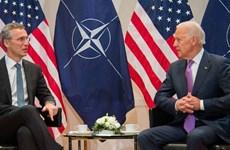 [Video] Tổng thư ký NATO mời ông Joe Biden dự Hội nghị thượng đỉnh