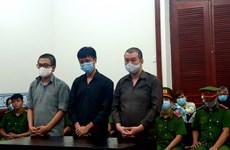TP.HCM: Tuyên phạt 3 người tổ chức cho người Trung Quốc ở trái phép