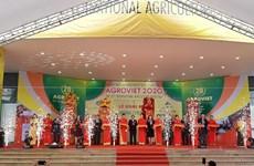 Triển lãm quốc tế AgroViet 2020 - Kết nối giá trị nông sản Việt Nam